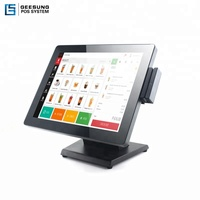 Hot-Selling i3 i5 New retail all in one touch screen pos