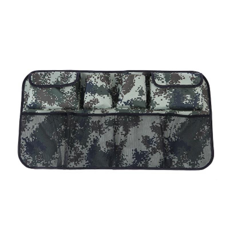 1 шт. Автомобильная Задняя сумка для хранения на спинку сиденья мульти Висячие сетки карманная сумка-Органайзер для багажника Авто Укладка ...(Китай)