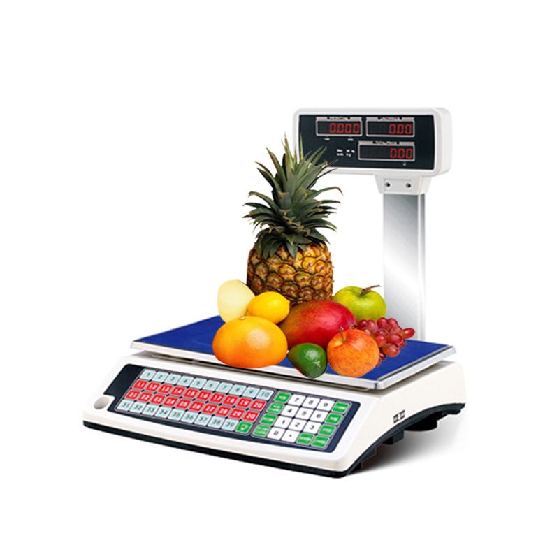 Keseimbangan 40Kg Komputasi Digital Weighing Scale
