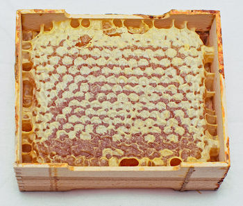 Wooden Frame Honey Comb
