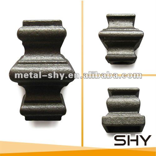 2014 China Wrought Iron Studs for Gate,Door,Home Decoration
