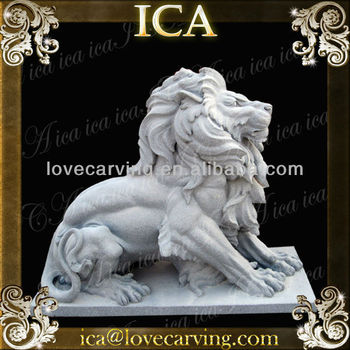 ICA,Outdoor Lion Statue DL0116