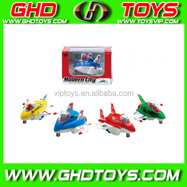 NEW DESIGN alloy aluminum, mini die cast alloy plane, pull back plane for kids
