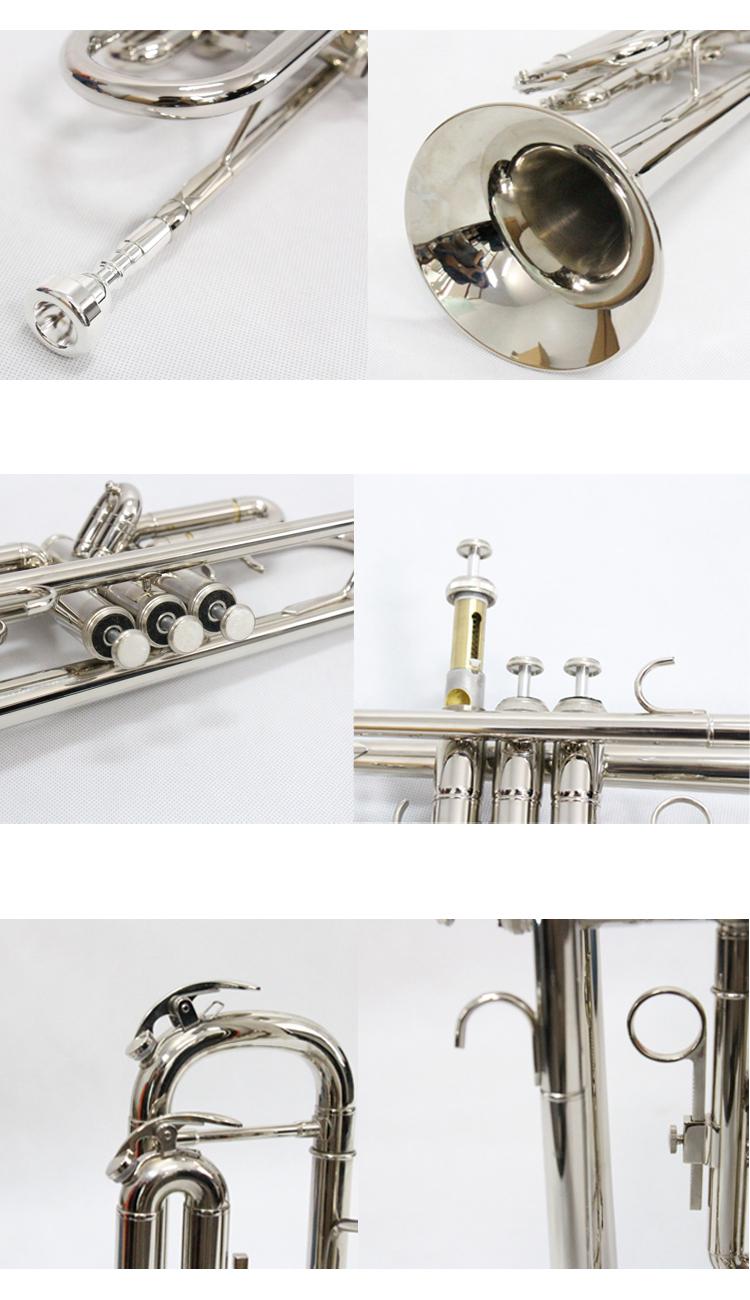 Professional Trumpet for Sale (FTR-100N)
