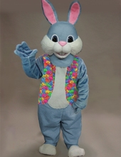 HOLA gris costume <span class=keywords><strong>de</strong></span> <span class=keywords><strong>mascotte</strong></span> <span class=keywords><strong>de</strong></span> <span class=keywords><strong>lapin</strong></span>/<span class=keywords><strong>lapin</strong></span> <span class=keywords><strong>de</strong></span> pâques costumes