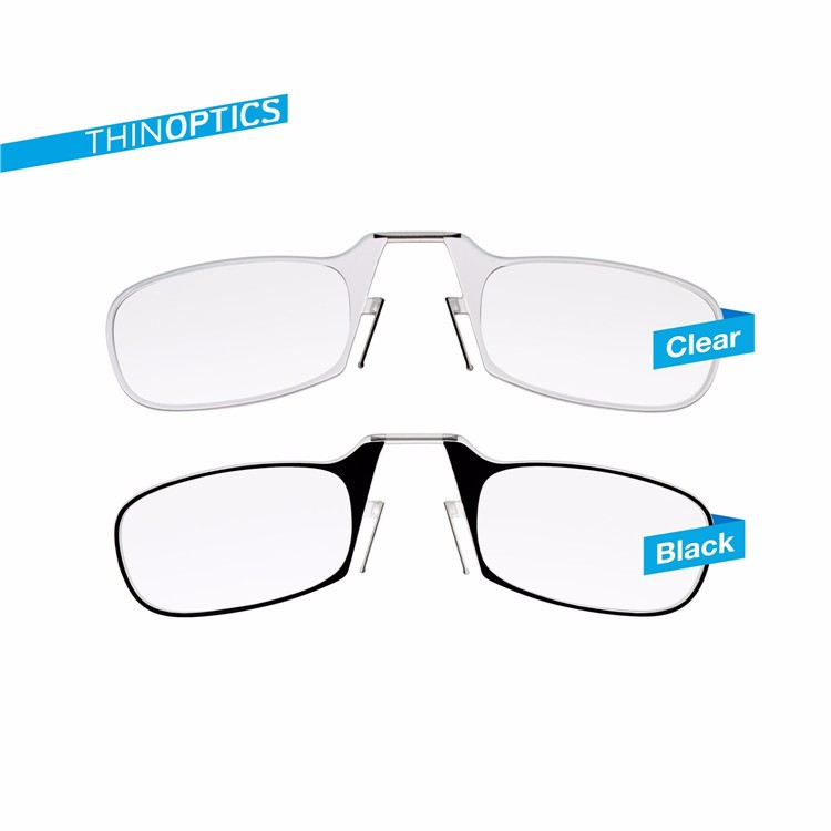 Glasses Frames Without Arms : Wholesale Thin Optics Mini Folding Reading Glasses Without ...