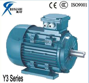 Y3 series 1hp induction motor
