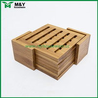 MY3-8027 bamboo table mat/placemats/trivet