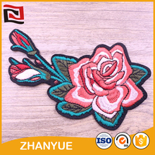 Fancy wholesale Refinement patch yang embroidery patch