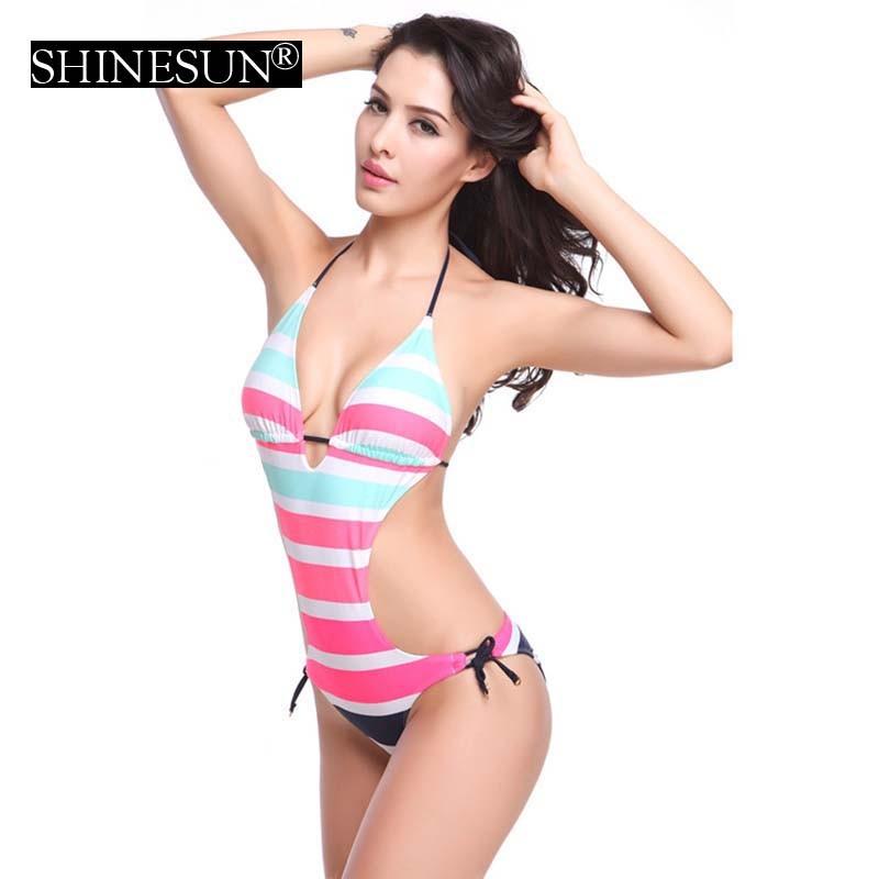 Sexy micro bikini strip