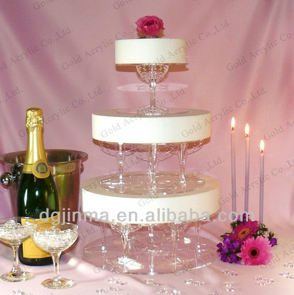 Square Wedding Cake Stands, Square Wedding Cake Stands Suppliers and ...