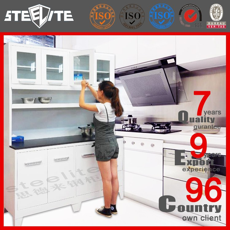 Cheap Stainless Steel Kitchen Pantry Cabinets/aluminium Kitchen ...