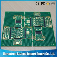 Low cost wonderful bga multilayer china electronic plating gold pcb