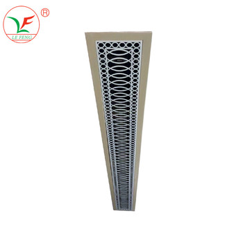 home use ceiling wall ABS plastic air intake grille