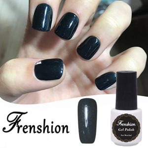 Frenshion Wholesale Bling Sequins Glitter For Nail Art UV Gel Nail Polish Korea Nice Gel Nail Polish Colors Soak Off Esmaltes
