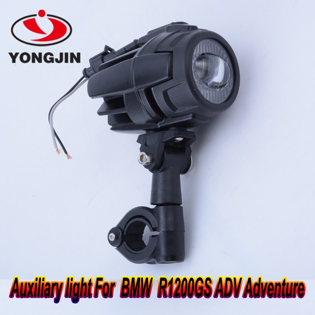 Motorcycle Front Headlight Fog Lamp Led Running Light For