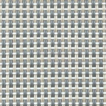 2*1 Weben Pvc-beschichtetes Polyester Mesh Stoff Für Gartenmöbel ...