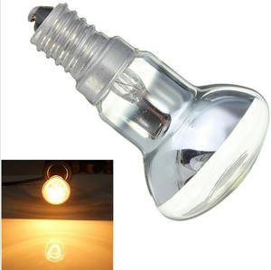 American Hotsale Supermarket tubular incandescent luminaire Bulb E14 Screw SES 30W R39 Clear Reflector