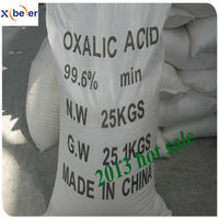 anhydrous Oxalic acid 99.6% factory directly