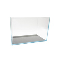 WT450A Cube Frameless Low Iron Glass Tank for Fish Plant or Shrimp