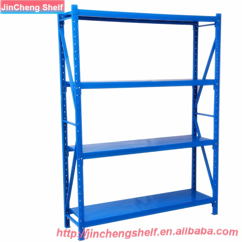 steel warehouse storage rack/light duty warehouse equipment