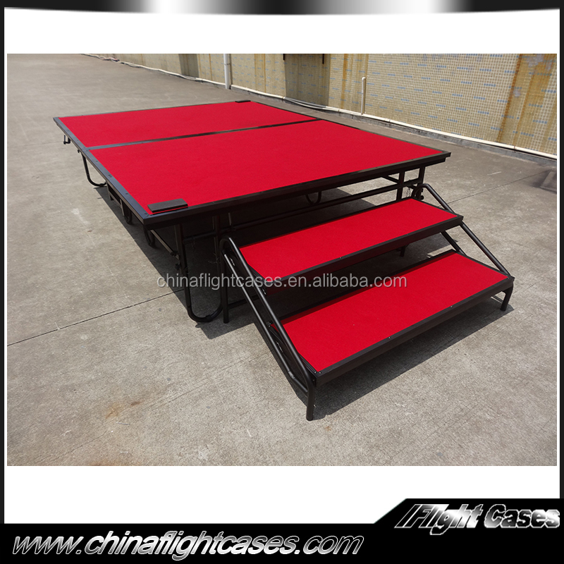 Made In China Portable Collapsible Stage Building A Stage Platform ...