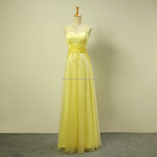 New fashion sequin evening dress barat colorful partai memakai one piece tanpa lengan murah evening dress