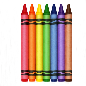 promotional office & school supplies bulk wax crayon
