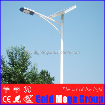Green Energy Outdoor 6m High Pole Solar Street Light Lamp Post For ...