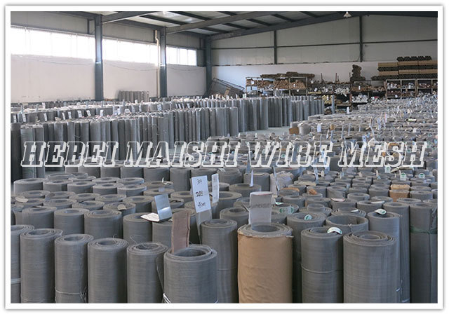 304/316 100micron stainless steel filter wire mesh