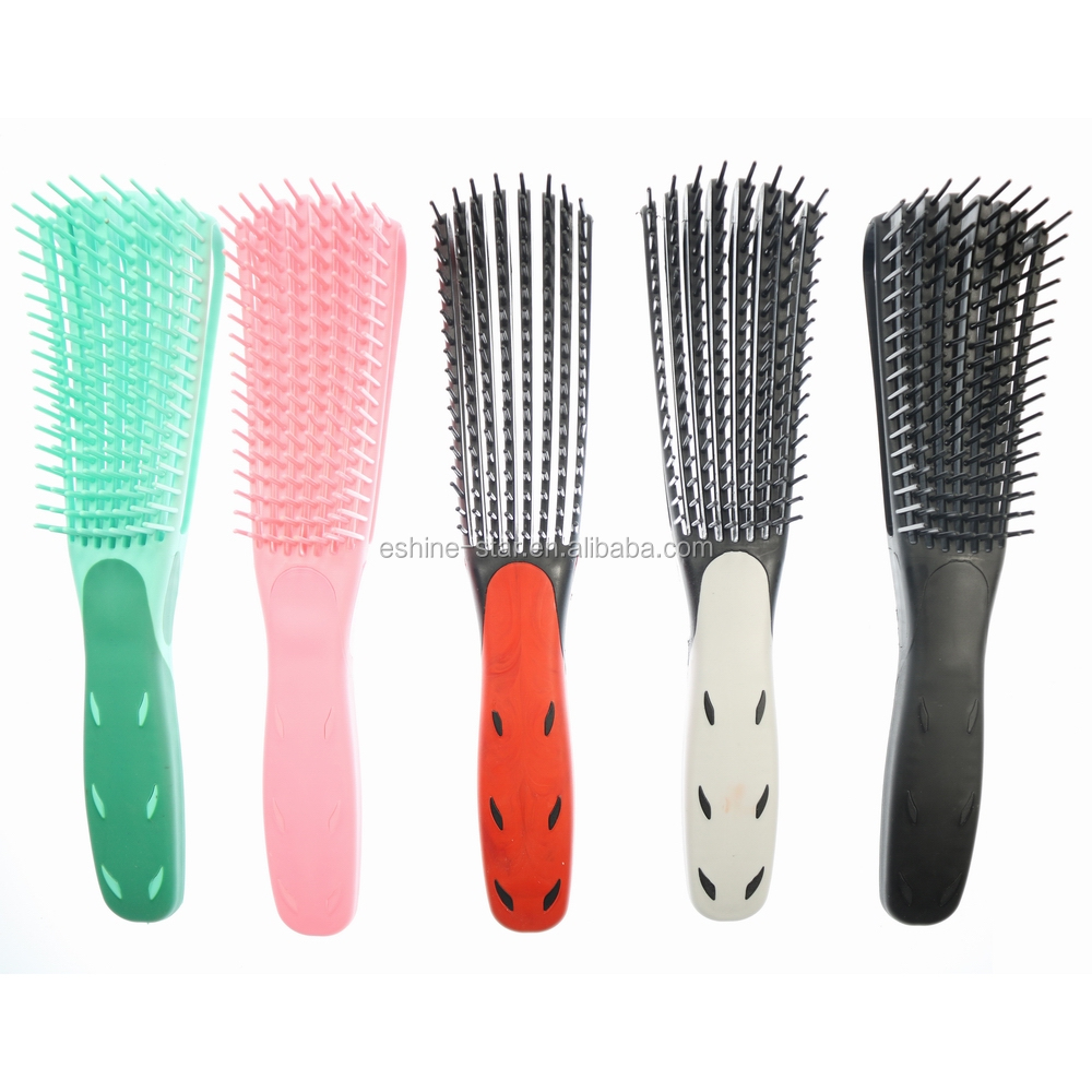 Eshine-star Hot sale octopus detangle hair brush, wet detangle hair brush