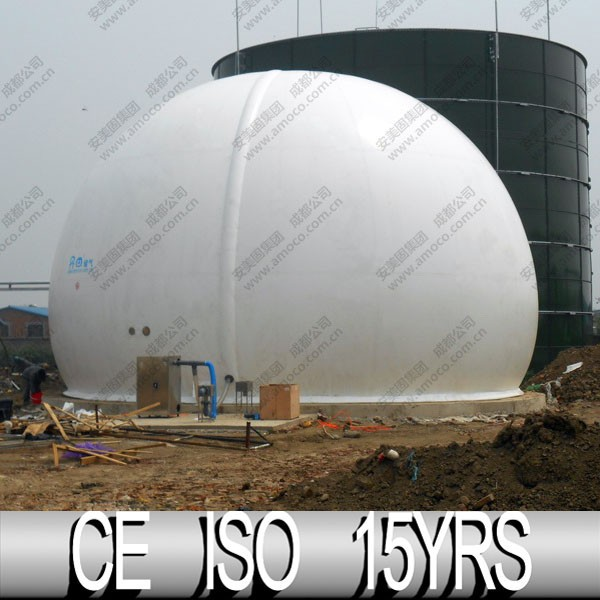 Customized Bio Gas Container, Fuel Tank For Generators