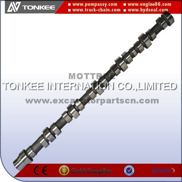 2451-1251111-21 6BD1 6BG1 camshaft for EX200-1 hydraulic excavator engine parts