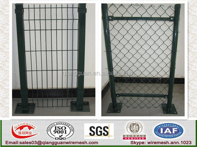 Galvanized Cheap Wire Fence/pvc Coated Wire Mesh Fence/fence Panel ...