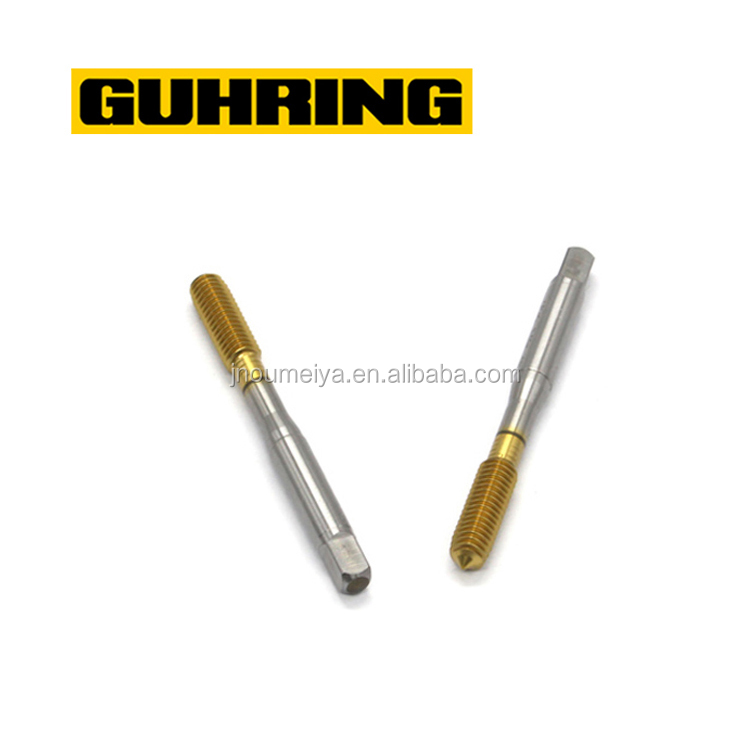 Germany threading tools Guhring thread taps with HSS materials