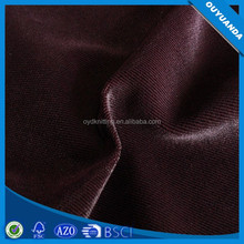 Factory Direct Warp Knitting Catonic Twill Fabric For Home Textile