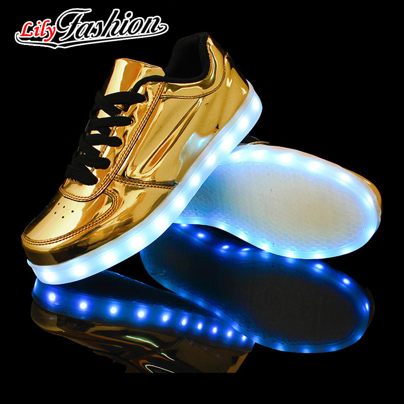 adidas superstar con luci led