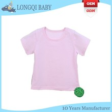 BX-TN-039 cool fit plain hot imported baby T-shirt