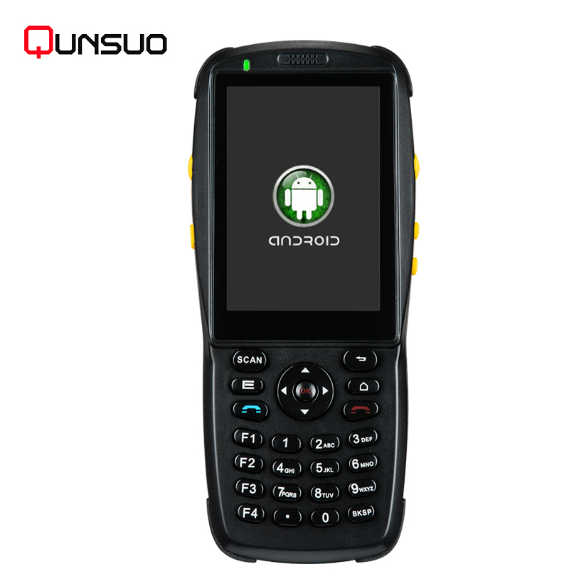 PDA3501 touch screen rugged wifi 3g bluetooth gps NFC scanner barcode