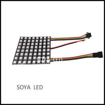 Awe Inspiring Black Board Apa102 8X8 Flexible Pcb For Led Matrix Display View Wiring Cloud Staixuggs Outletorg