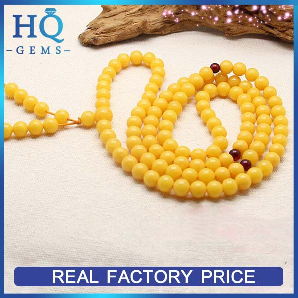 We created the Honey Baltic Amber line so that anyone can give it a shot. Made with the most commonly recognized color of amber, it creates an unobtrusive addition to your wardrobe, and at a permanently discounted price-point.