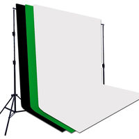 2X3M Background Backdrop Support Stand with free carry bag
