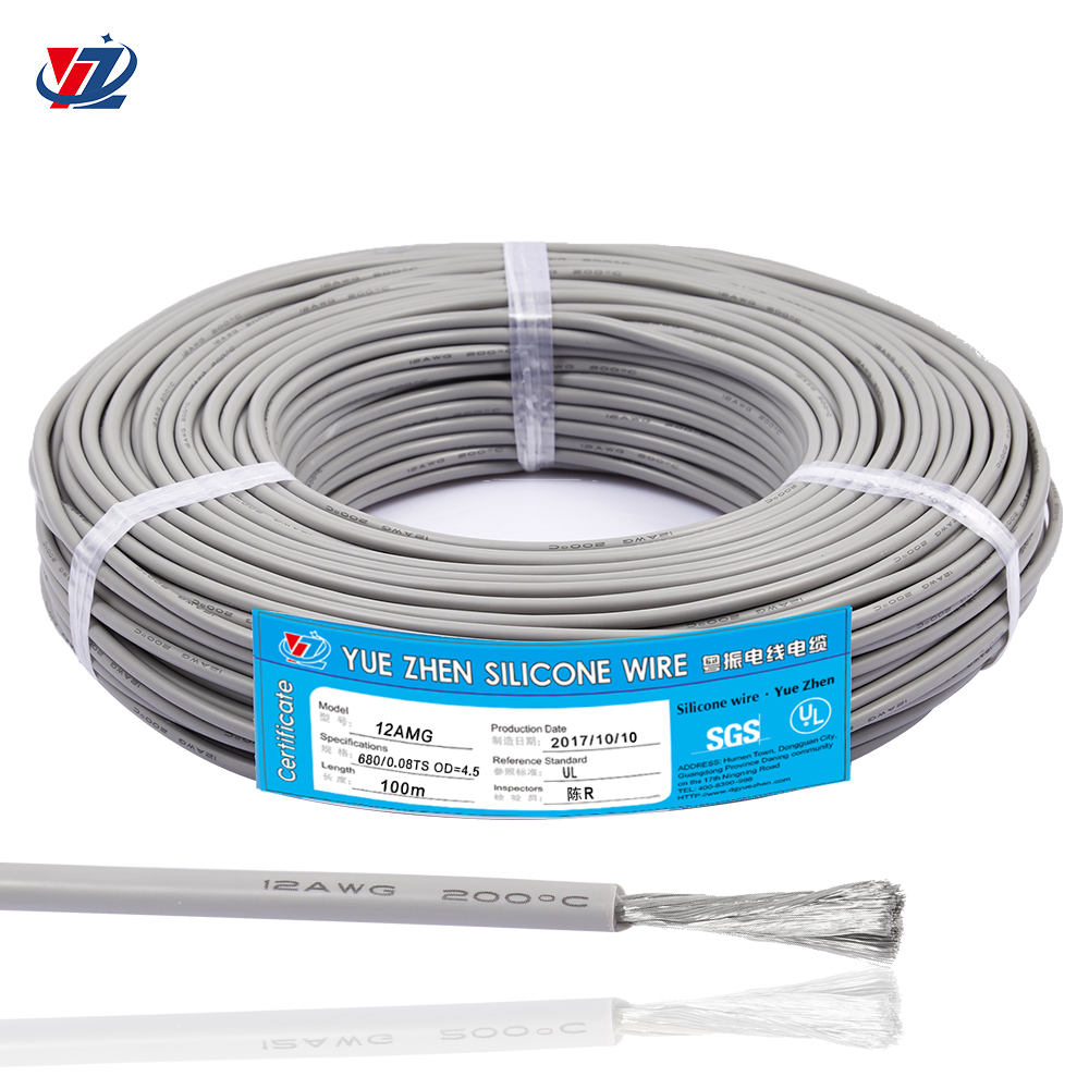 China 12 Gauge Wire Wholesale Alibaba 500 Ft 2 1 Stranded Thhn Single Conductor Electrical Black