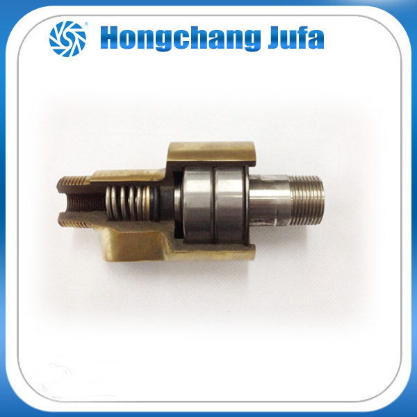 Cooling water pipe copper plumbing fitting swivel joint