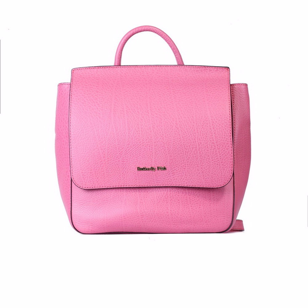 2017 Korean Stylish Women Leather Fashion Backpack