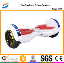 ES008 Hot Sell Electric Scooter/hover board 2 wheels with 36v4400mah, New Desigh one wheel electric scooter with bluetooth