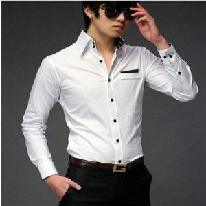 Fashion Shirt For Men Stylish White Shirt Slim Fit Shirts - Buy ...