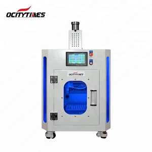 Ocitytimes New prodcuts F4 disposable vaporizer cartridge filling machine Automatic for CBD oil