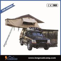 Explorer Box Compact sun-resistant auto car top roof tent