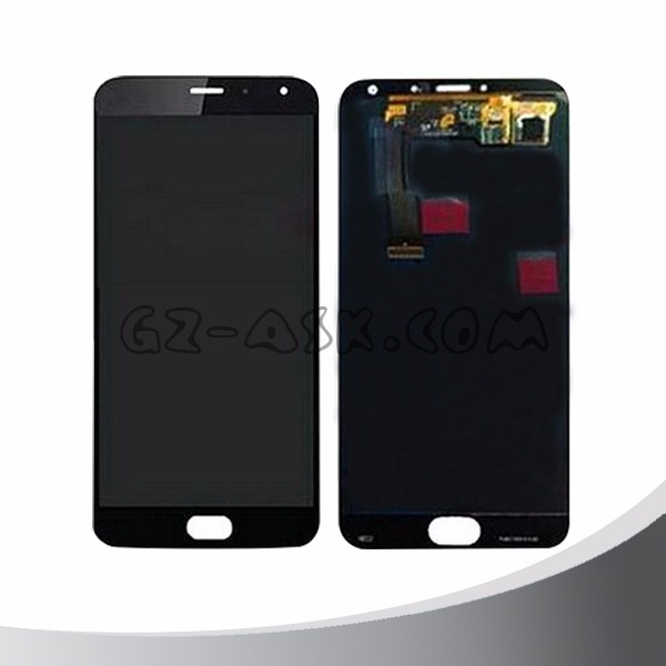 Display Screen+Front Glass Panel Assembly for Meizu MX5 LCD with Digitizer